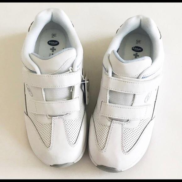 Dr Scholls Velcro Shoes 9e